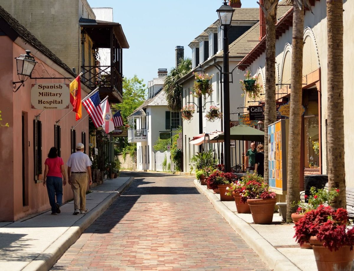 things to do in Saint Augustine