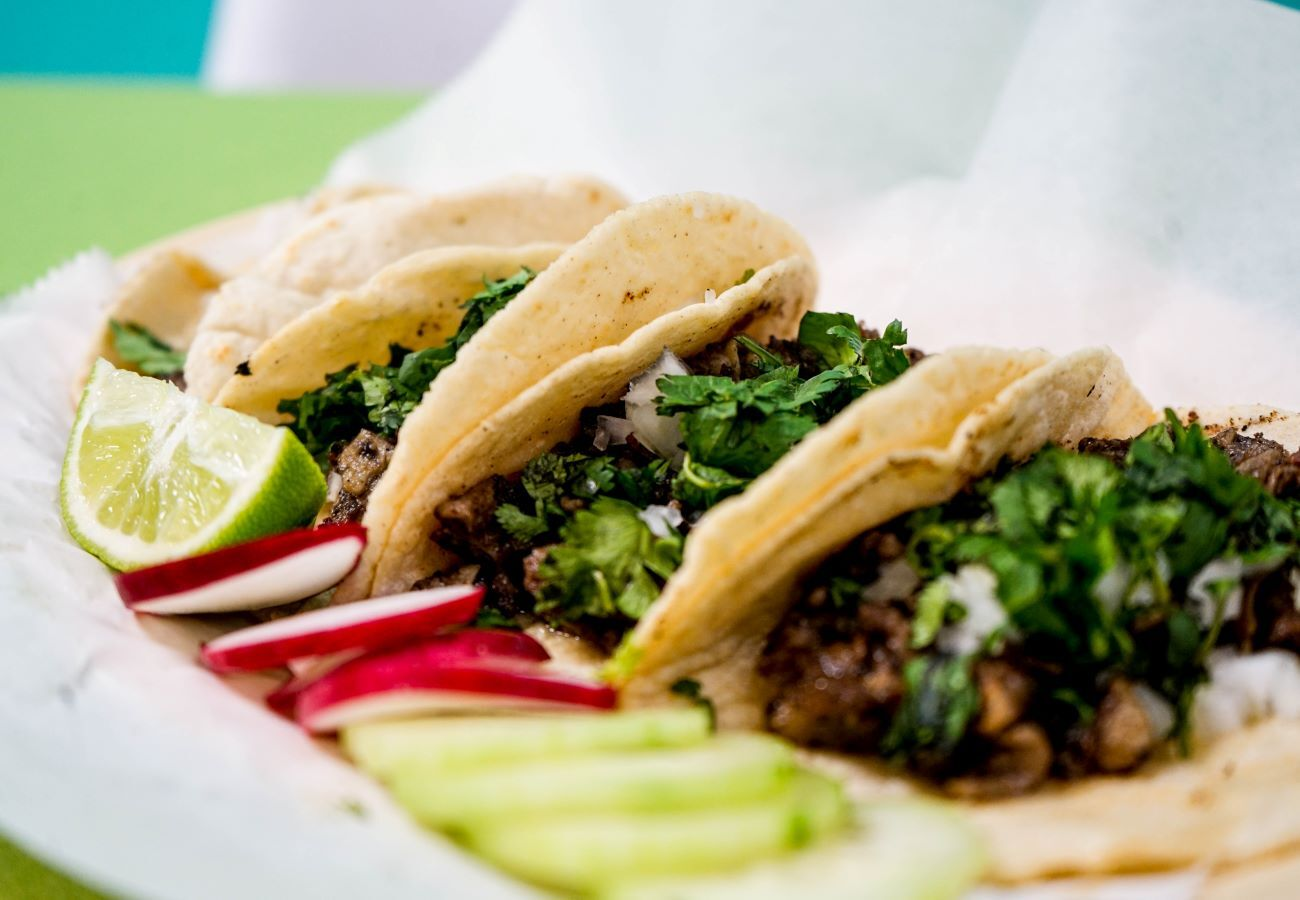 tacos from St. Augustine restaurant